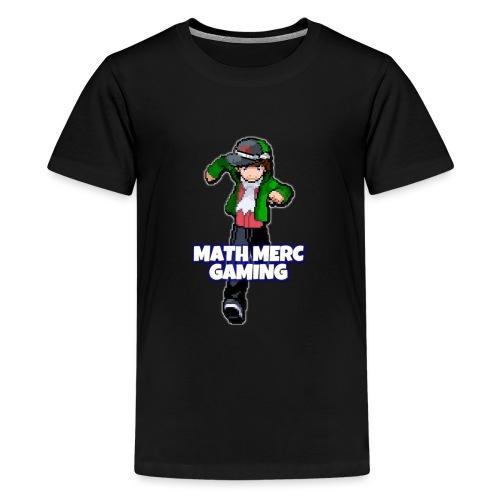 Math Merc Gaming - Kids' Premium T-Shirt
