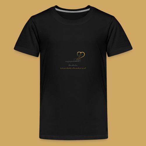 unzipyourheART - Kids' Premium T-Shirt
