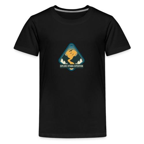 explore ottawa - no explore logo - Kids' Premium T-Shirt