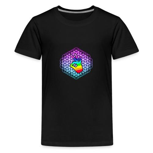 Wayshower - HealingCodeShop.com - Kids' Premium T-Shirt
