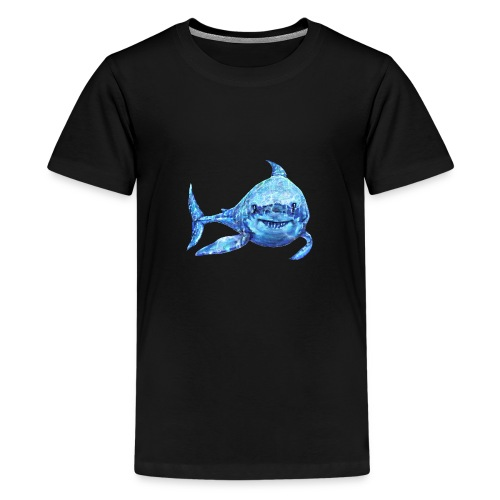 sharp shark - Kids' Premium T-Shirt