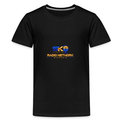 Big SKO Radio Network Logo - Kids' Premium T-Shirt