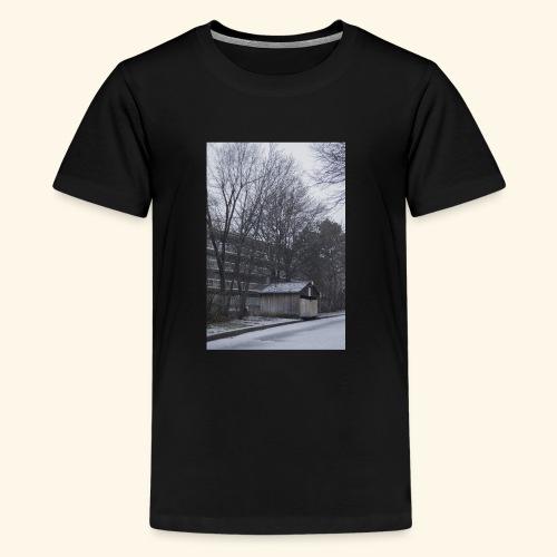 Snowy - Kids' Premium T-Shirt