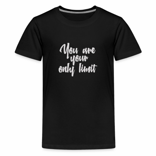 You Are The Limit - Kids' Premium T-Shirt