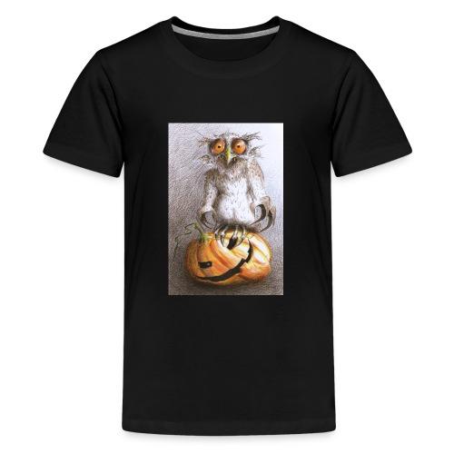 Vampire Owl - Kids' Premium T-Shirt