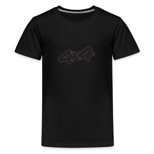 4x4 - Kids' Premium T-Shirt