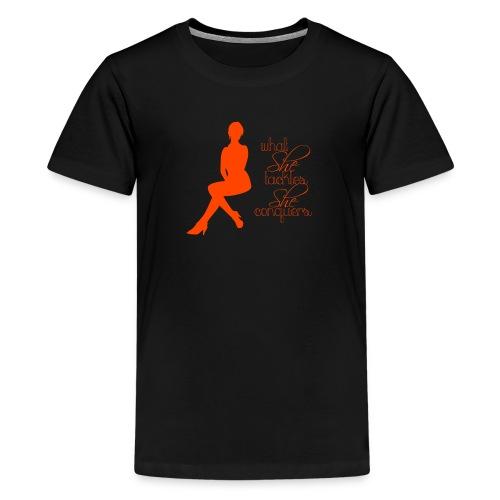 Tackles coral - Kids' Premium T-Shirt