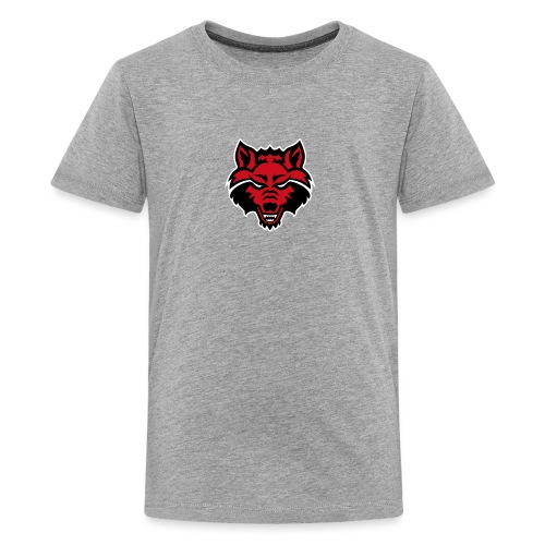 Red Wolf - Kids' Premium T-Shirt