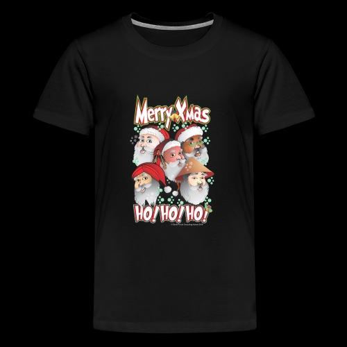 xmastshirtdesignsHoHoHo - Kids' Premium T-Shirt