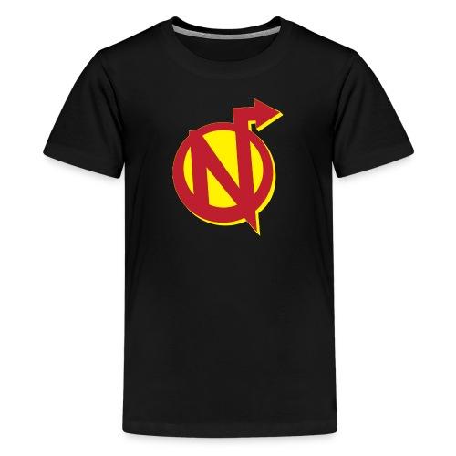 NerdarchyLogo - Kids' Premium T-Shirt