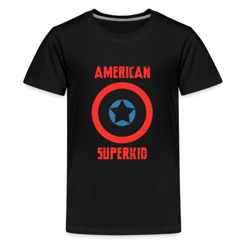 American Superkid - Kids' Premium T-Shirt