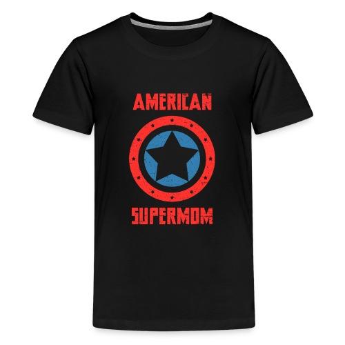 American Supermom - Kids' Premium T-Shirt