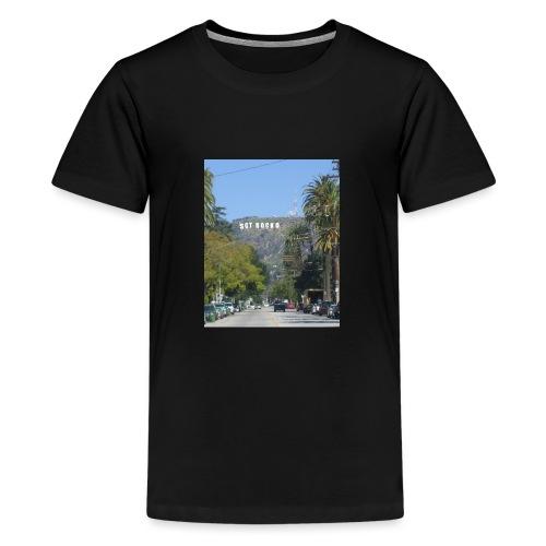 RockoWood Sign - Kids' Premium T-Shirt