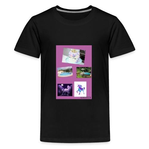 E00AE88D 940D 4047 AF30 1311288579B5 - Kids' Premium T-Shirt