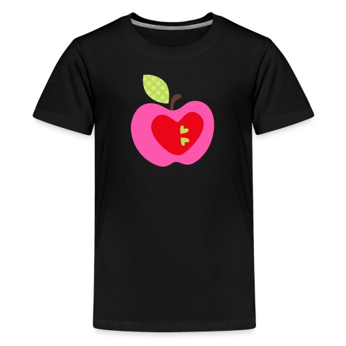appleofmyeye 02 png - Kids' Premium T-Shirt