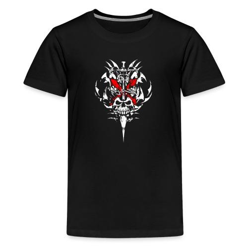 X Skull - Kids' Premium T-Shirt