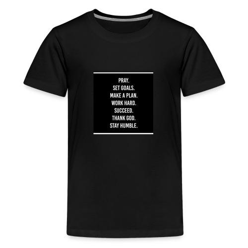 1A3BB73B D41F 46AE AE5C 30BF572A6D81 - Kids' Premium T-Shirt