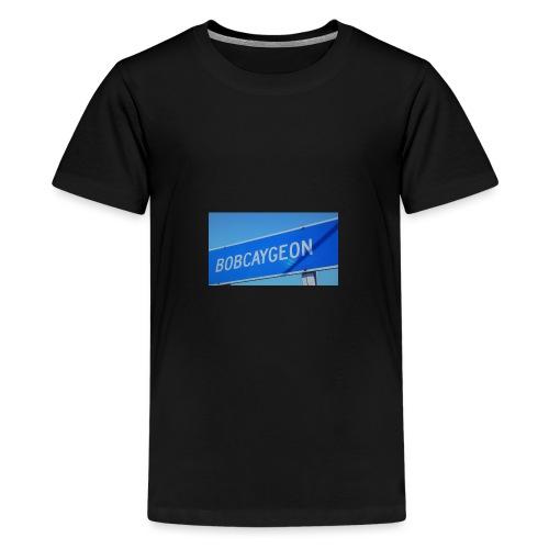 BOBCAYGEON - Kids' Premium T-Shirt