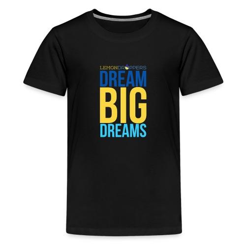 dreambigdreams - Kids' Premium T-Shirt