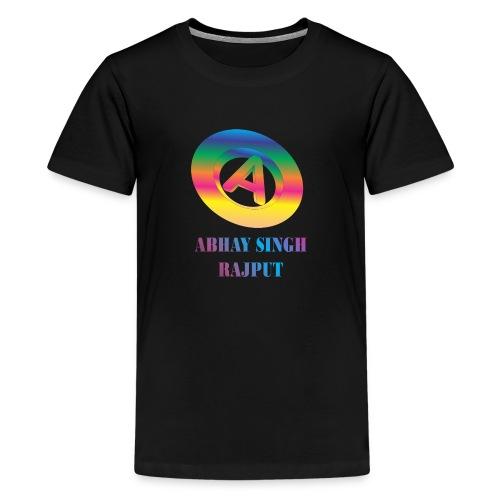 abhay - Kids' Premium T-Shirt