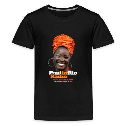 Paul in Rio Radio - Mágica garota - Kids' Premium T-Shirt