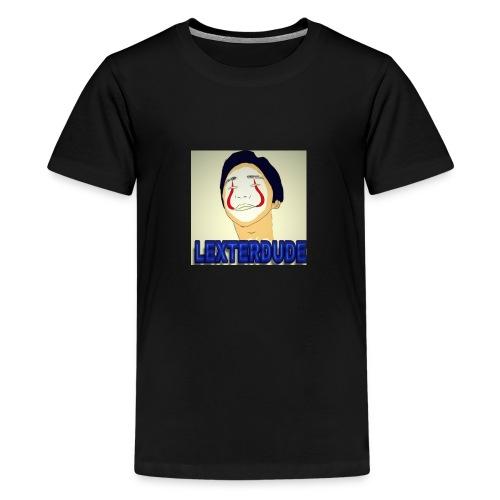 LEXTERDUDE MERCH - Kids' Premium T-Shirt
