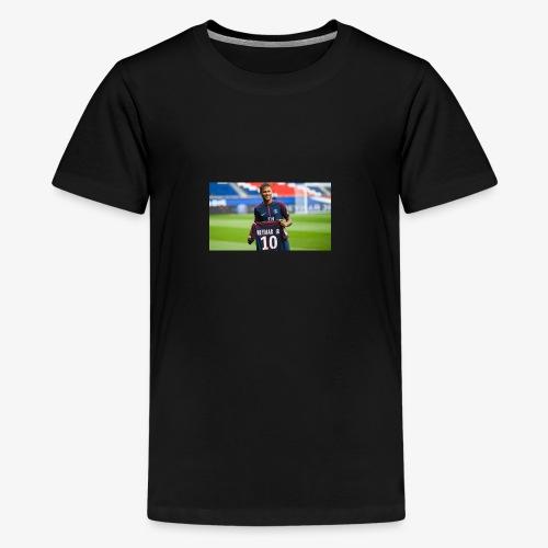0b65ea83d Soccer Player Neymar Jr - Kids' Premium T-Shirt