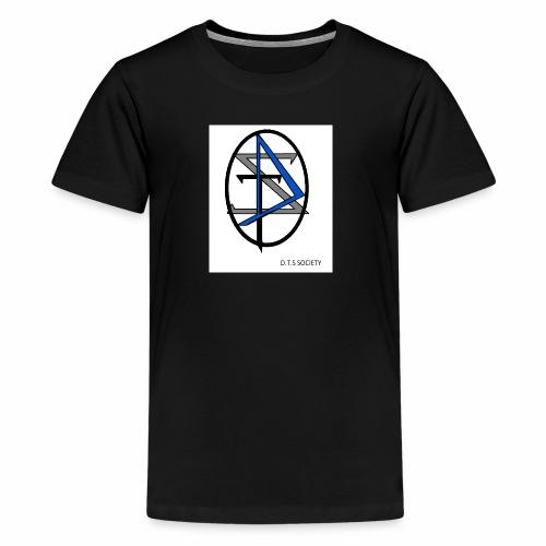 D T S Society Logo - Kids' Premium T-Shirt