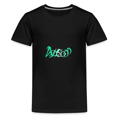 The logo of azyshop - Kids' Premium T-Shirt