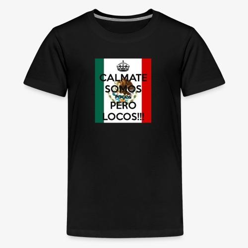 pocos pero locos - Kids' Premium T-Shirt