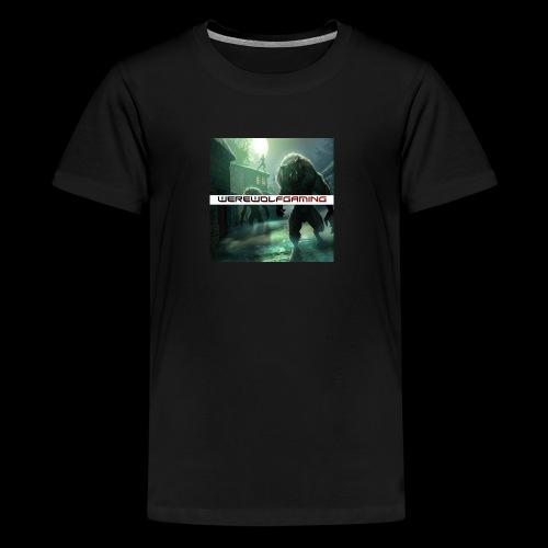 WerewolfGaming Merch - Kids' Premium T-Shirt