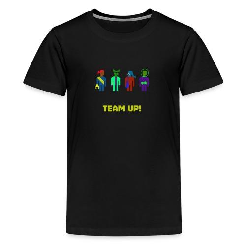 Spaceteam Team Up! - Kids' Premium T-Shirt