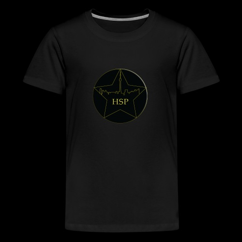 Hitstar Logo - Kids' Premium T-Shirt