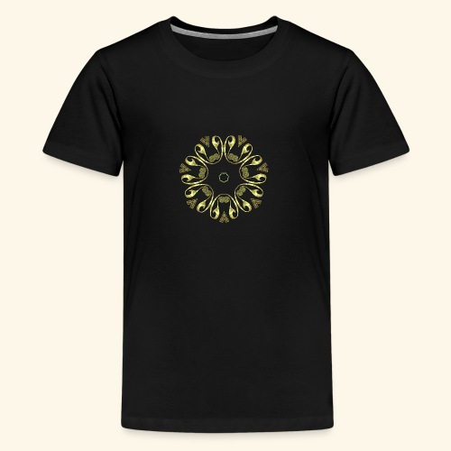Celtic Motif 2 - Kids' Premium T-Shirt