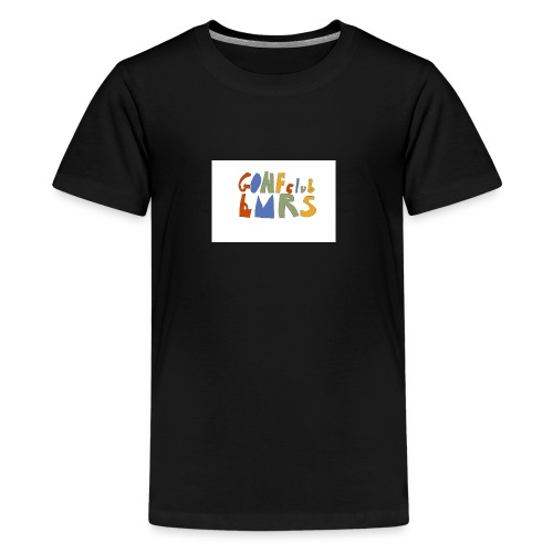 GONFclub Lemurs OG - Kids' Premium T-Shirt