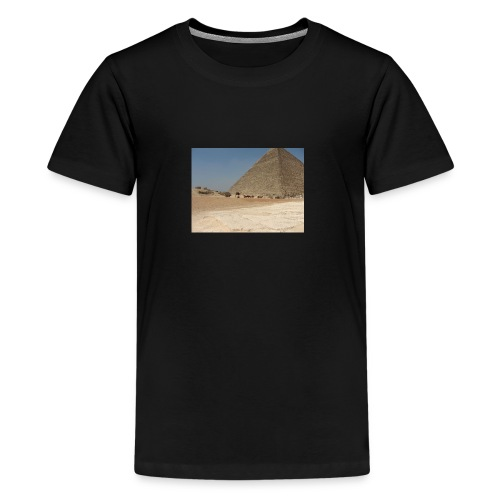 Pyramids of Egypt - Kids' Premium T-Shirt
