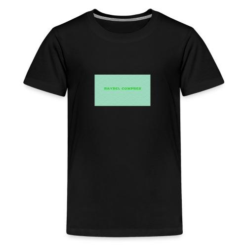 Raydel Compres Green T-Shirt - Kids' Premium T-Shirt