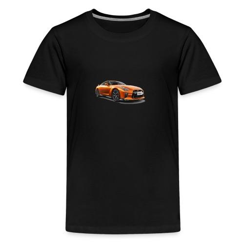 nissan n - Kids' Premium T-Shirt