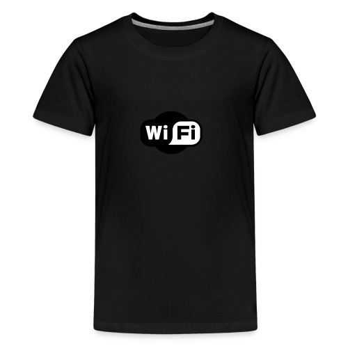 WiFi Logo svg - Kids' Premium T-Shirt