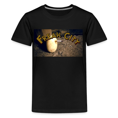 Smoking Potato - Kids' Premium T-Shirt