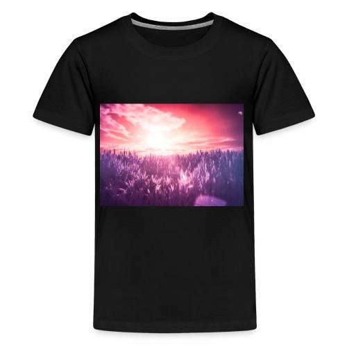 Beautiful Evening - Kids' Premium T-Shirt