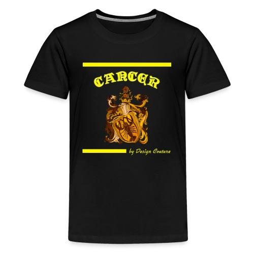 CANCER YELLOW - Kids' Premium T-Shirt
