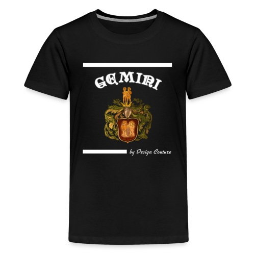 GEMINI WHITE - Kids' Premium T-Shirt