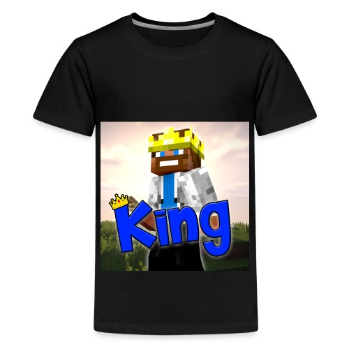 kingprofilepicture jpg - Kids' Premium T-Shirt