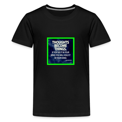 Bob Proctor Quote - Kids' Premium T-Shirt