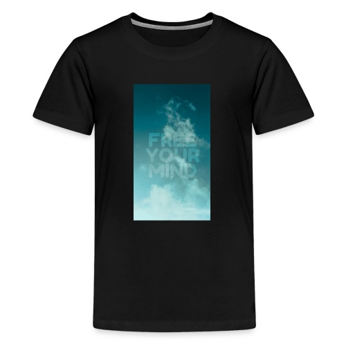 Free Your Mind - Kids' Premium T-Shirt