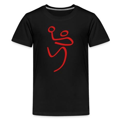 Olympic Handball - Kids' Premium T-Shirt