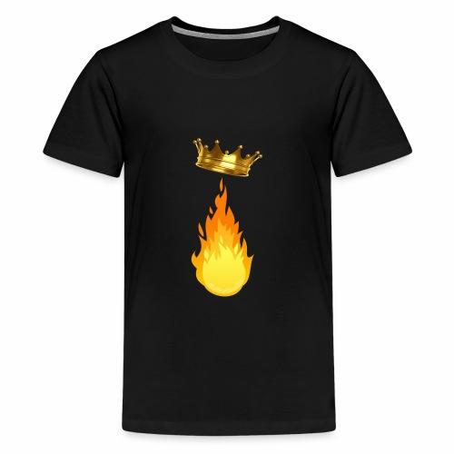 Fire King Playz Merch - Kids' Premium T-Shirt