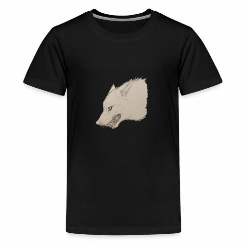 Lone Wolf - Kids' Premium T-Shirt