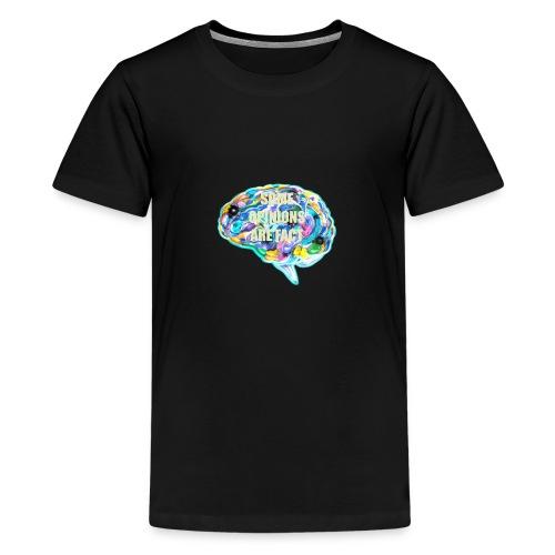 brain fact - Kids' Premium T-Shirt